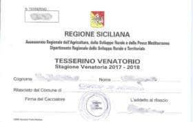 Cartina Atc Sicilia.Utilita Liberi Cacciatori Siciliani